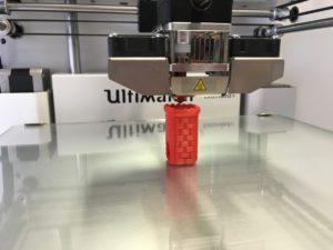 machine produit conception imprimante 3d pression impression en 3D