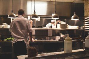 Cuisine, Travail, Restaurant, Faire Cuire, Chef