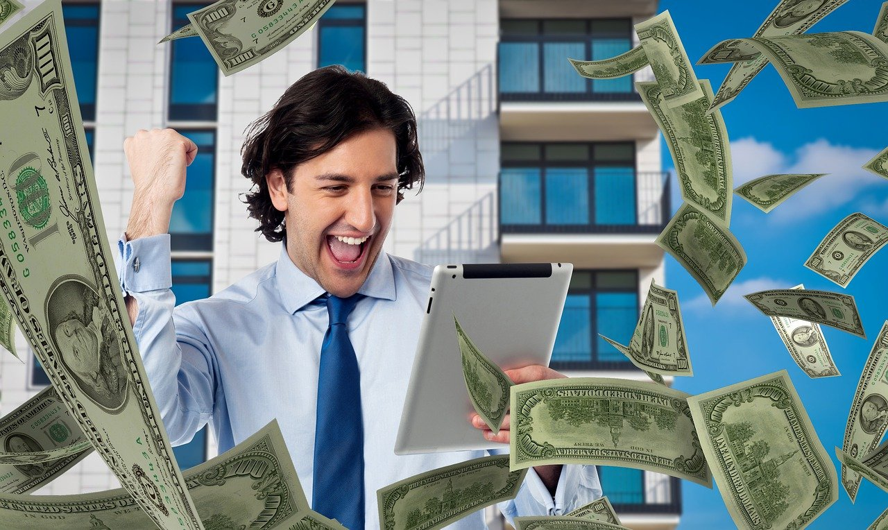 Gain D'Argent : Devenir Riche  Sans Effort Grâce Au Trading (Guide)